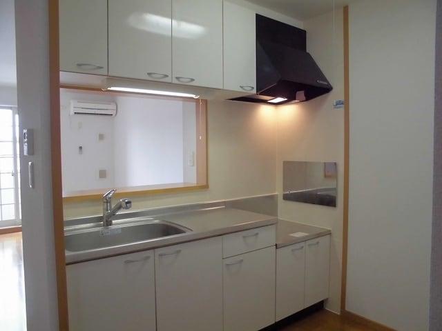 メリディオⅡ 02020号室のキッチン