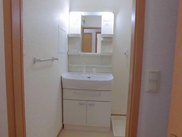 メリディオⅡ 02020号室の洗面所