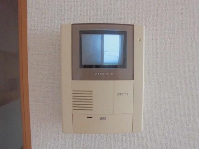 メリディオⅡ 02020号室のセキュリティ