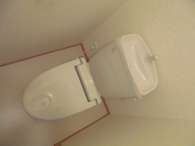 メリディオⅡ 02020号室のトイレ