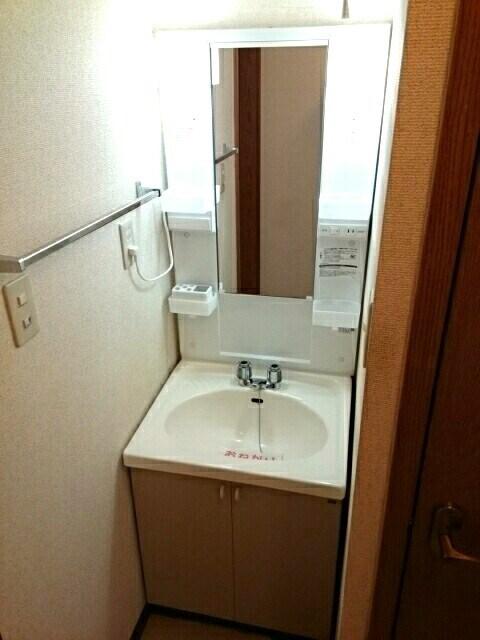 クレストールイイダA 02010号室のトイレ