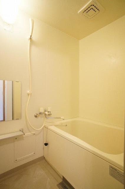 エミネンスユイⅡ 02020号室の風呂