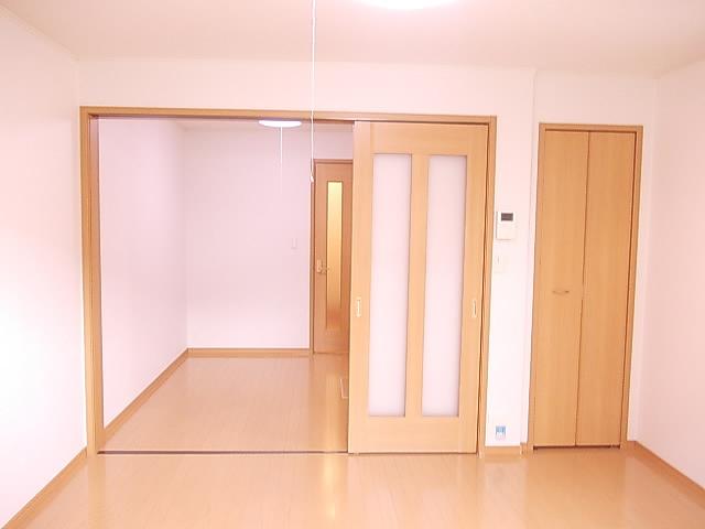 ミニヨン 101号室の収納