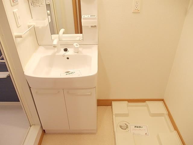 ミニヨン 101号室の洗面所