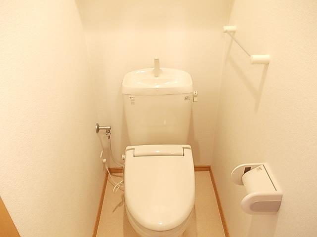 ミニヨン 101号室のトイレ