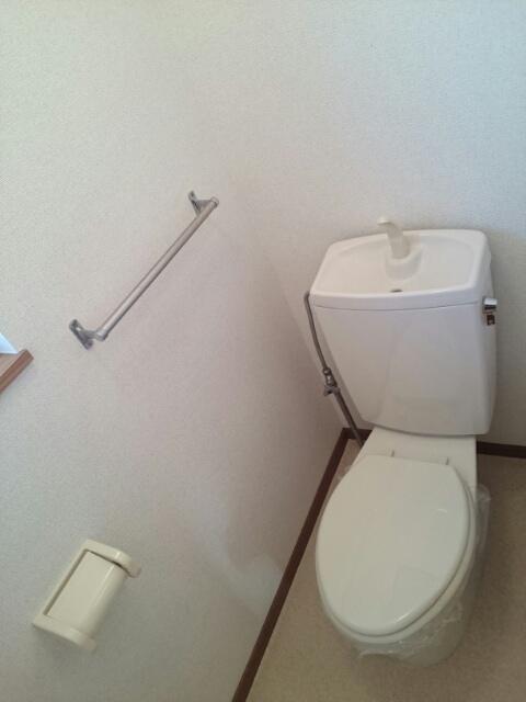 リヴァーサイド Ⅱ 02020号室のトイレ