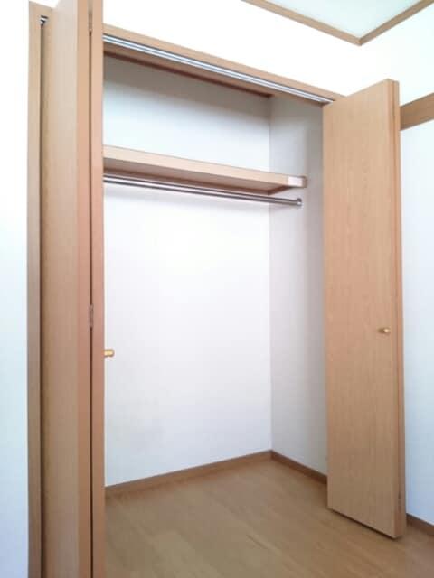 リヴァーサイド Ⅱ 02020号室の収納