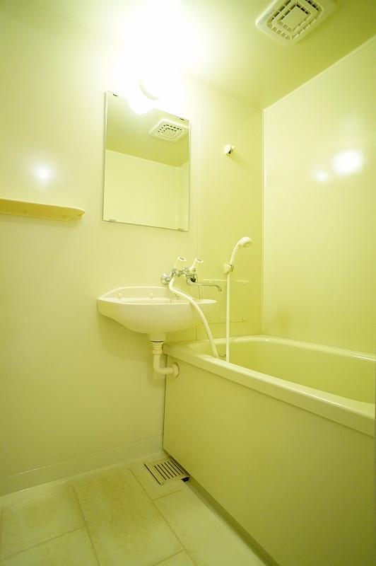 グリーンハイツ 02020号室の風呂