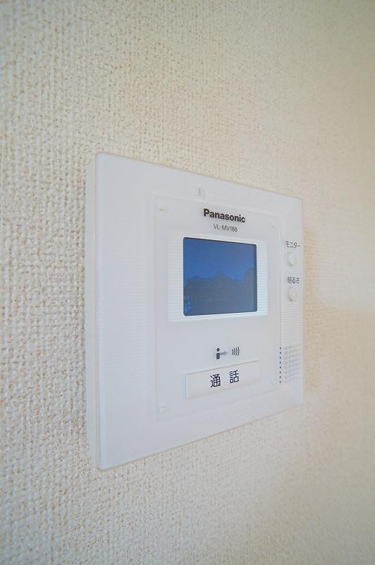 グリーンハイツ 02020号室のセキュリティ
