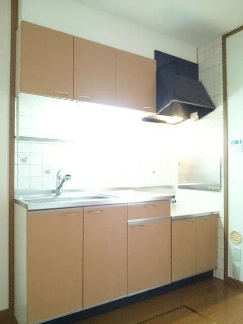 サンシャインA 01030号室のキッチン