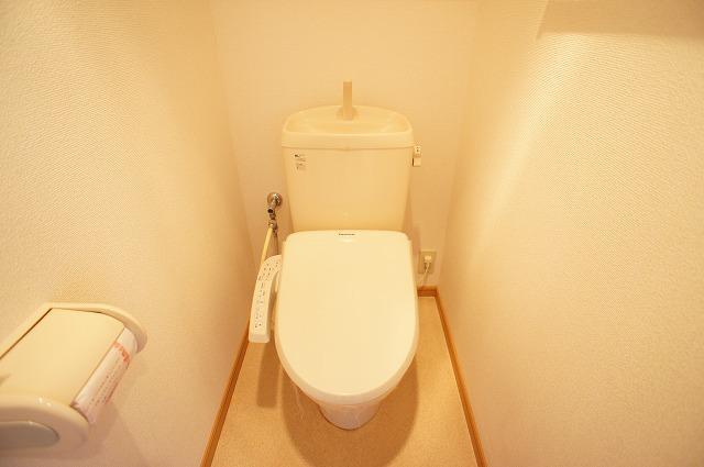 スプランディッド レジデンス 02010号室のトイレ