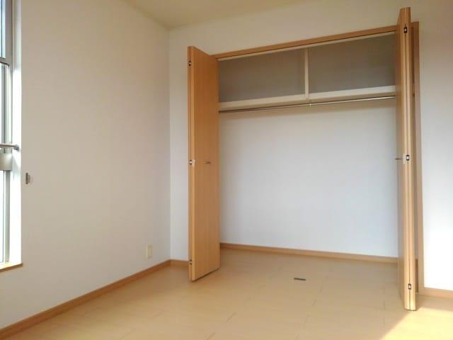 アマービリス 201号室の収納