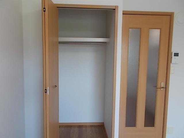アライブ キノⅡ 203号室の収納