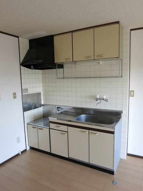 エスポワール永吉 202号室のキッチン