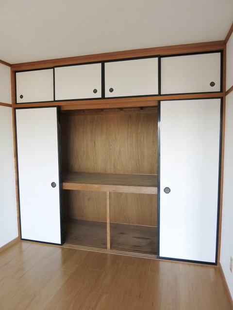 エスポワール永吉 202号室の収納