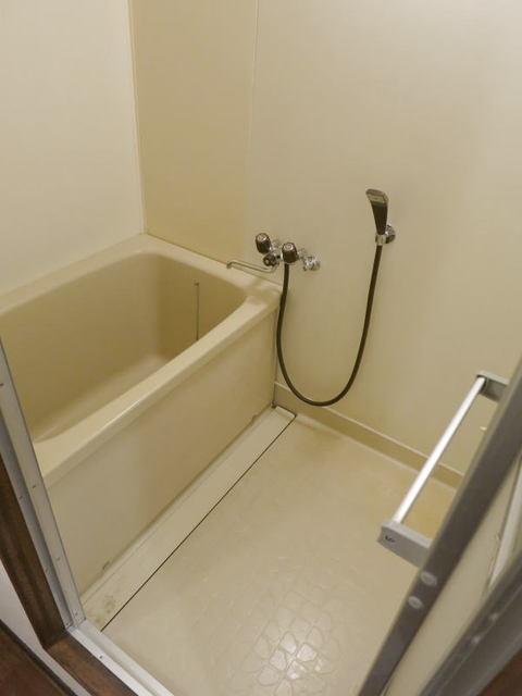 エスポワール永吉 202号室の風呂