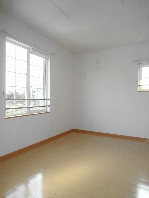 サンレミ・国森D 201号室のベッドルーム