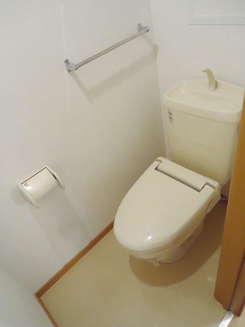 サンレミ・国森D 201号室のトイレ