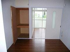 リンデンハウス 01020号室の収納