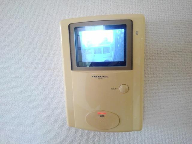 クリスタルガ-デンB 02010号室のセキュリティ