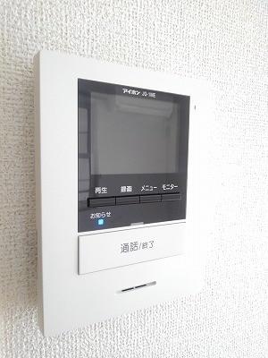 アヴニールA 02010号室のセキュリティ