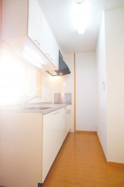 カンタ-ヴィラ A 02010号室のキッチン