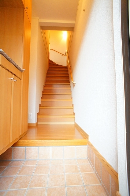 カンタ-ヴィラ A 02010号室の玄関