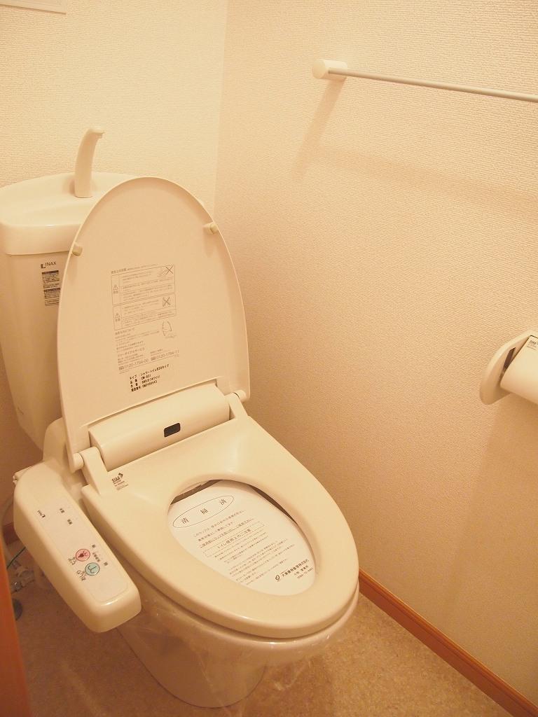 ラソ・ヒメーノⅠ 202号室のトイレ