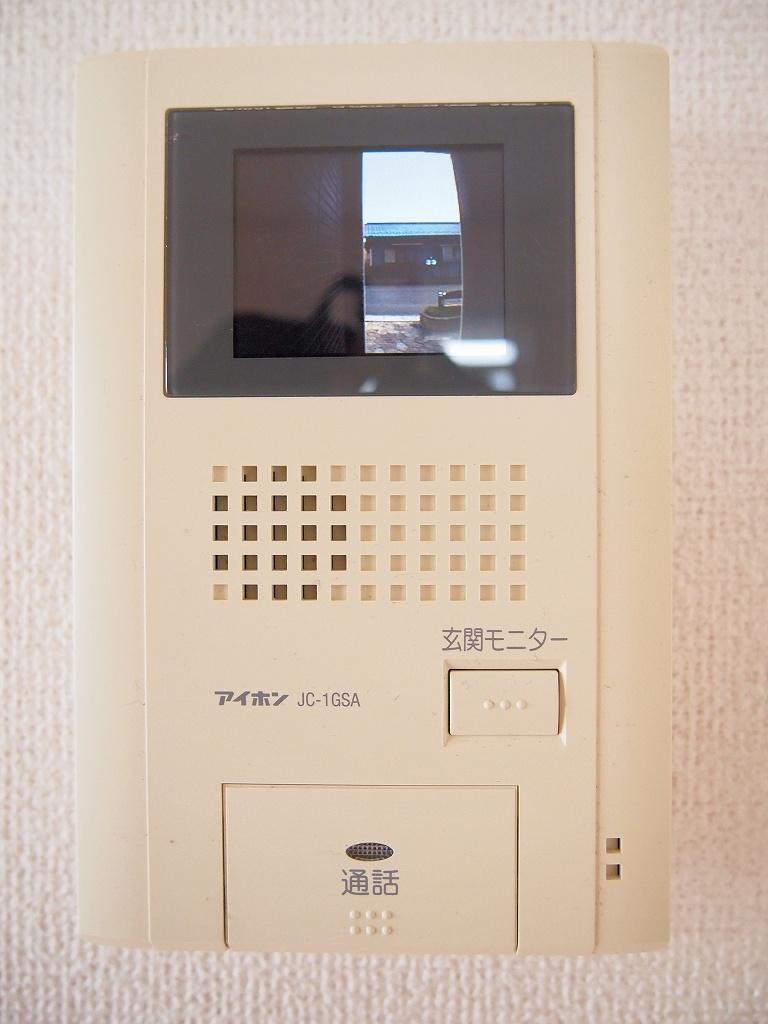 ラソ・ヒメーノⅠ 202号室のセキュリティ