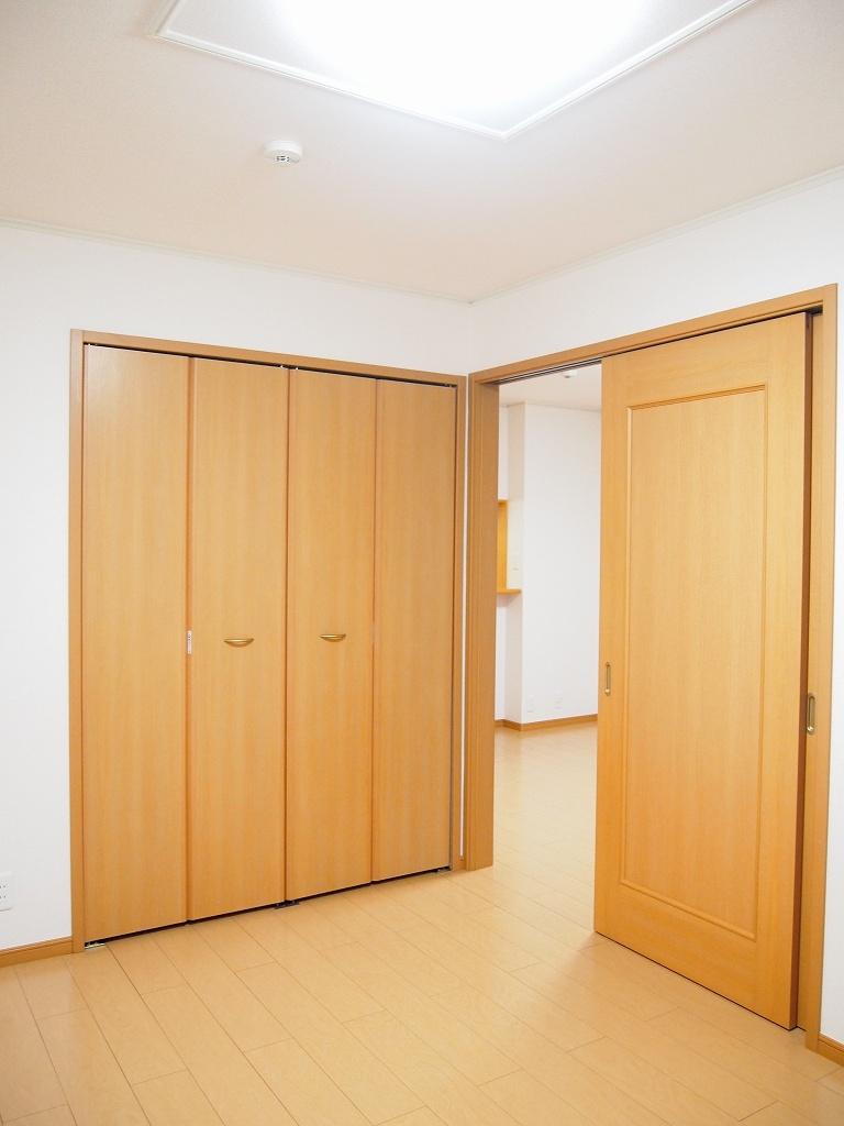 ラソ・ヒメーノⅠ 202号室のベッドルーム