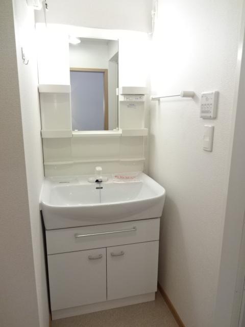 マーベラスヒルズⅡ 204号室の洗面所