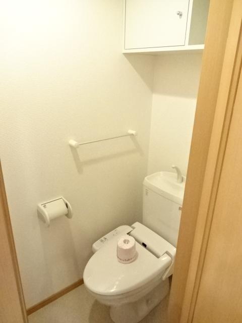 マーベラスヒルズⅡ 204号室のトイレ
