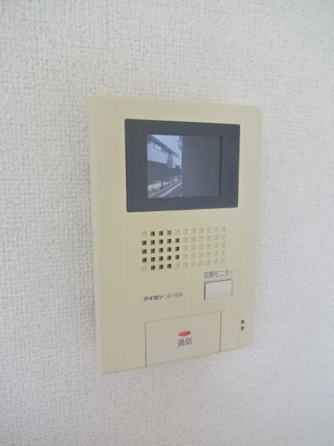 マーベラスヒルズⅡ 204号室のセキュリティ