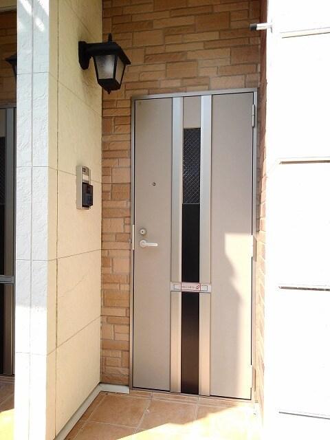 ヴィラ・サニーヒル 02010号室のセキュリティ