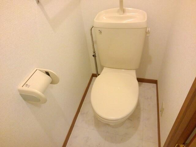 リバ-ベイスン Ⅲ 02010号室のトイレ