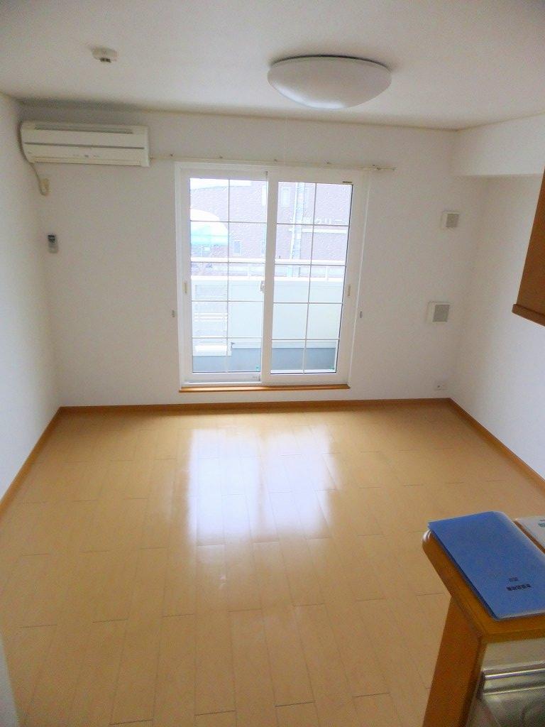 クロスロード153 202号室の収納