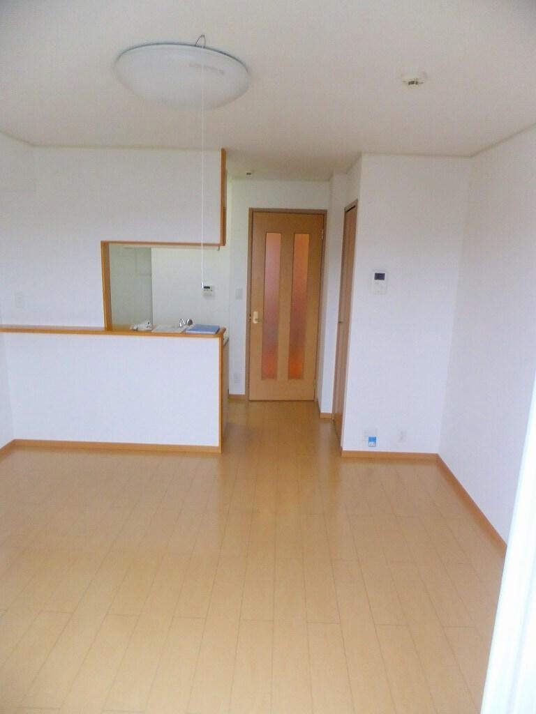 クロスロード153 202号室の洗面所