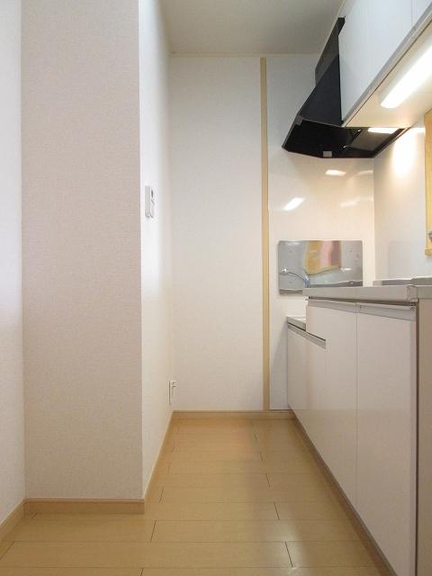 サンローレル A 02020号室のキッチン