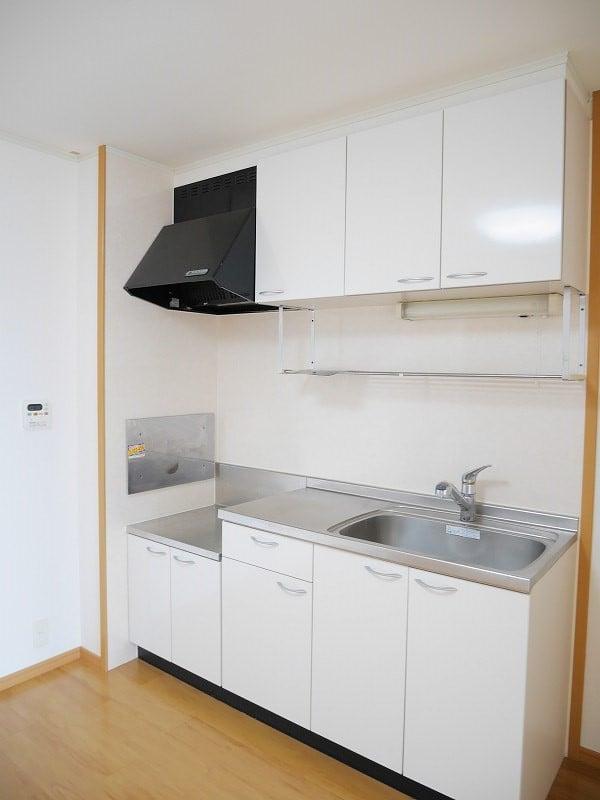 ラジェルⅡ 01010号室のキッチン