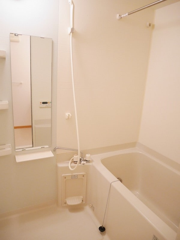 ラジェルⅡ 01010号室の風呂
