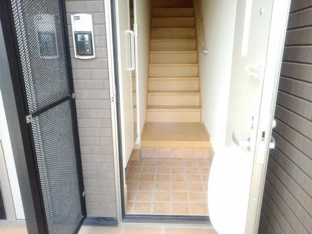ファミール中野 Ⅰ 02010号室の玄関