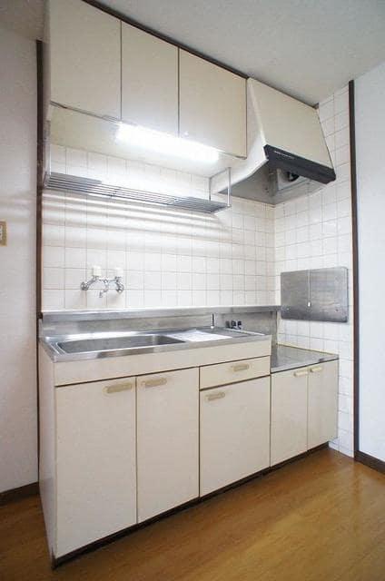 メゾントミ-Ⅱ 01020号室のキッチン