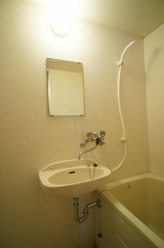 メゾントミ-Ⅱ 01020号室の洗面所