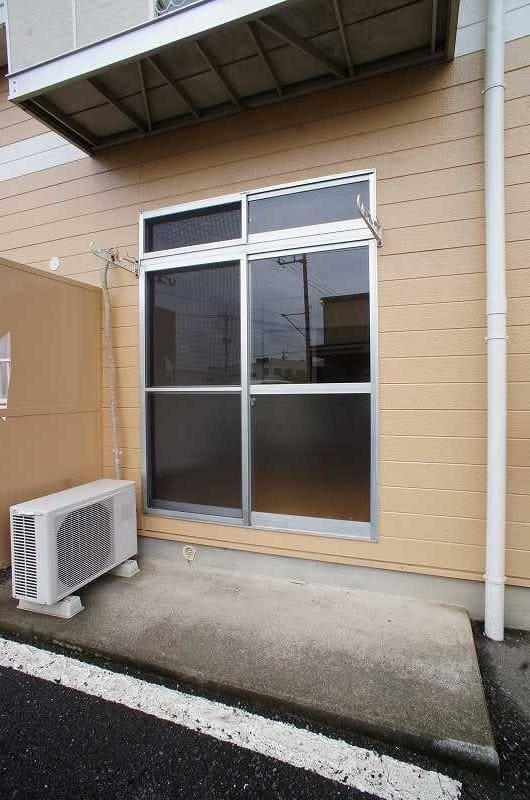 メゾントミ-Ⅱ 01020号室のバルコニー