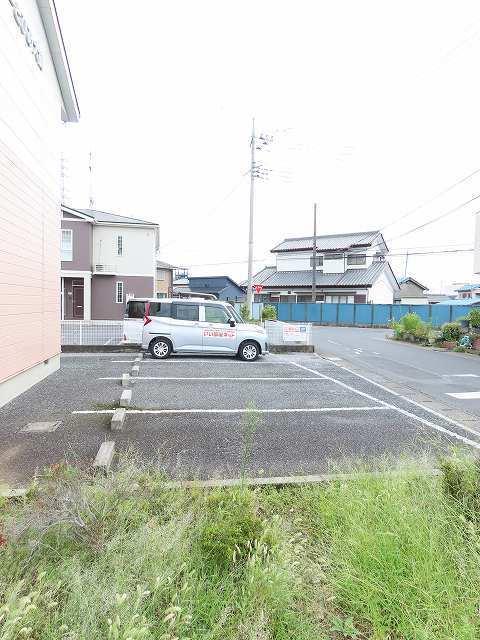 ゆ-とぴあ大橋 02010号室の駐車場