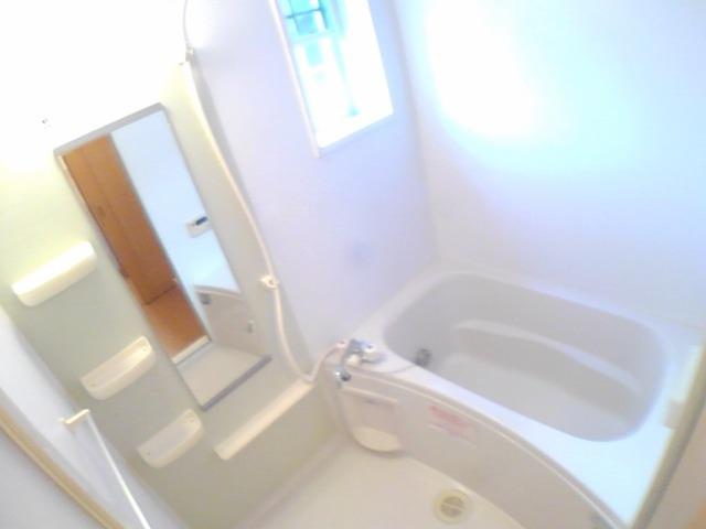 エンゼルパーク 弐番館 01010号室の風呂