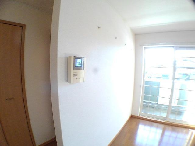 エンゼルパーク 弐番館 01010号室のベッドルーム