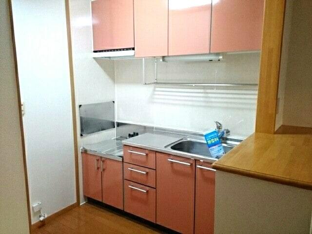 アヴニールⅤ 02010号室のキッチン