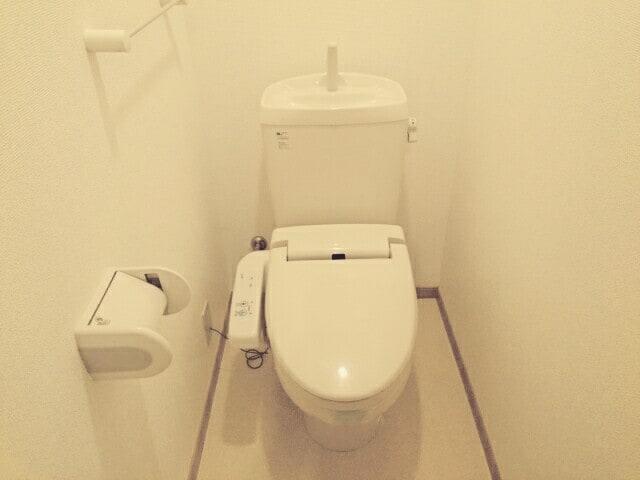 アヴニールⅤ 02010号室のトイレ
