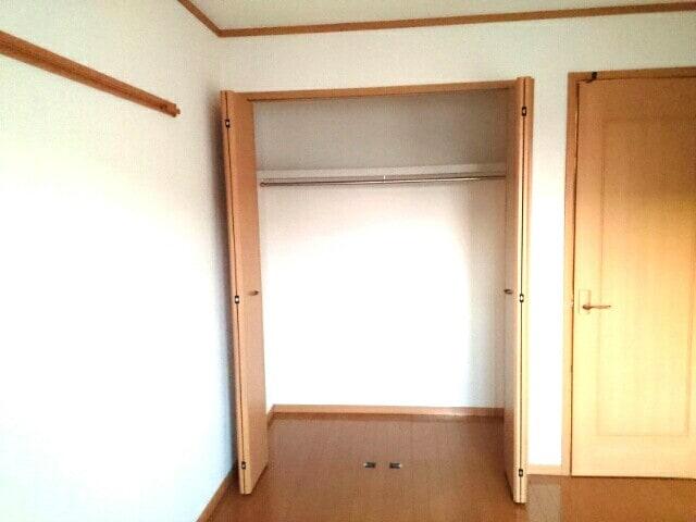 アヴニールⅤ 02010号室の収納